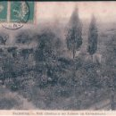 Postales: POSTAL PALESTINE - VUE GENERALE DU JARDIN DE GETHSEMANI - CIRCULADA - PALESTINA. Lote 146432322