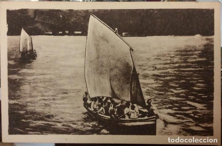 Postales: 8 -Postales Mision de las Carolinas y Marianas Primera y Segunda Serie - Foto 4 - 146499254