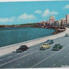 Postales: POSTALES POSTAL LA HAVANA CUBA AÑOS 50 COCHES. Lote 146651366
