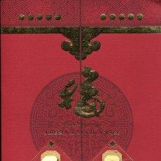 Postales: POSTAL CHINA 2005- GREETING CARDS 14 X 21. Lote 147057150