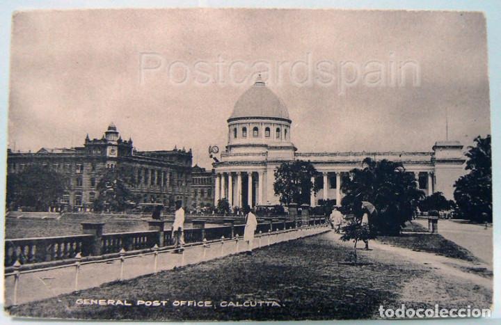 Postales: Asia General Post Office Calcutta Postkarte Asien - Foto 1 - 147274818