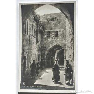Jerusalem 518 A Street
