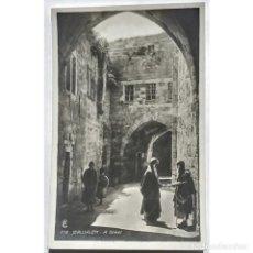 Postales: JERUSALEM 518 A STREET. Lote 146404990