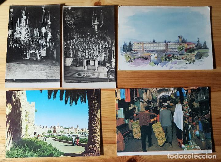 LOTE 16 POSTALES DE JERUSALEN (Postales - Postales Extranjero - Asia)
