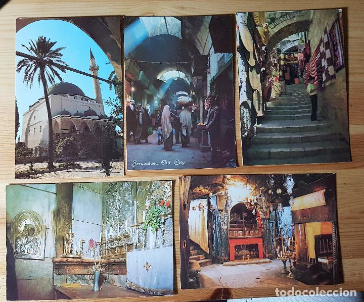 Postales: Lote 16 Postales de Jerusalen - Foto 2 - 147607986
