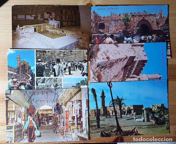 Postales: Lote 16 Postales de Jerusalen - Foto 3 - 147607986