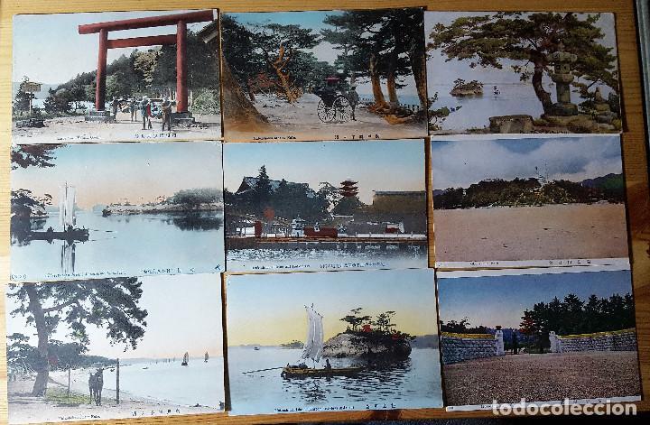 Postales: Lote de 72 postales de japon - Foto 2 - 147949794