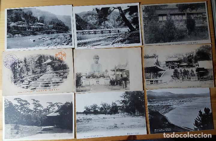 Postales: Lote de 72 postales de japon - Foto 5 - 147949794