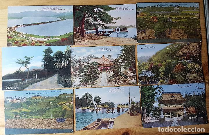 Postales: Lote de 72 postales de japon - Foto 6 - 147949794