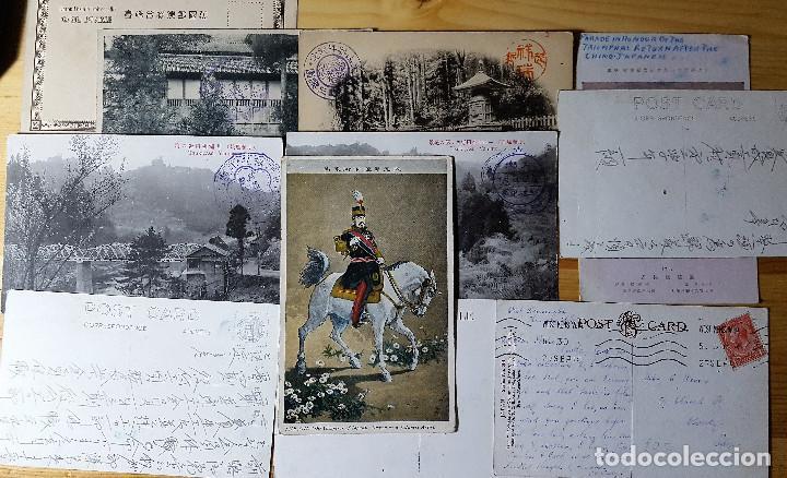 Postales: Lote de 72 postales de japon - Foto 10 - 147949794