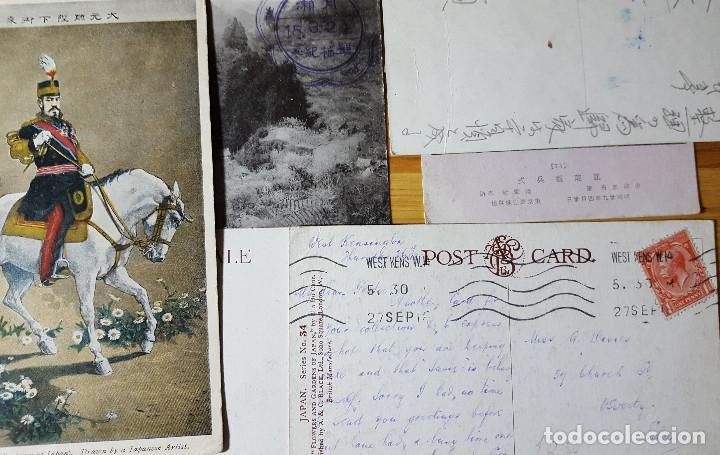 Postales: Lote de 72 postales de japon - Foto 13 - 147949794