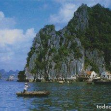 Postales: VIETNAM, LA BAHIA HA LONG (LA BAHIA DEL DRAGON) - PHOTO BÛI TRUNG HA - S/C. Lote 151658678