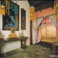 Postais: PEKIN (CHINA) CIUDAD PROHIBIDAD, A CORNER OF EMPRESS DOWAGER CIXI'S - MORNING GLORY 87CE-497 - S/C. Lote 153956274