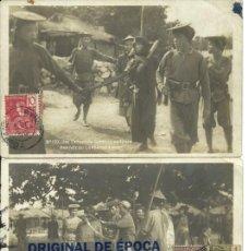 Postales: (PS-60092)LOTE DE 5 POSTALES DE INDOCHINA-EJECUCION CAPITAL.DECAPITACION. Lote 159675962