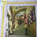 Postales: POSTAL DE ISRAEL. JERUSALEN, CIUDAD VIEJA. NIÑO VENDEDOR ALFOMBRAS. ÉTNICA, ESCENA TÍPICA VIVA. 315. Lote 160753506