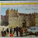 Postales: POSTAL DE ISRAEL. JERUSALEN, PUERTA DE DAMASCO. ÉTNICA, ESCENA TÍPICA VIVA. 316. Lote 160753534