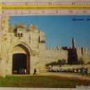 Postales: POSTAL DE ISRAEL. JERUSALEN, PUERTA DE JAFFA. 317. Lote 160753618