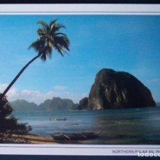Postales: CTC - NORTHERN PALAWAN PHILIPPINES - FILIPINAS - ASIA - SIN CIRCULAR. Lote 165697846