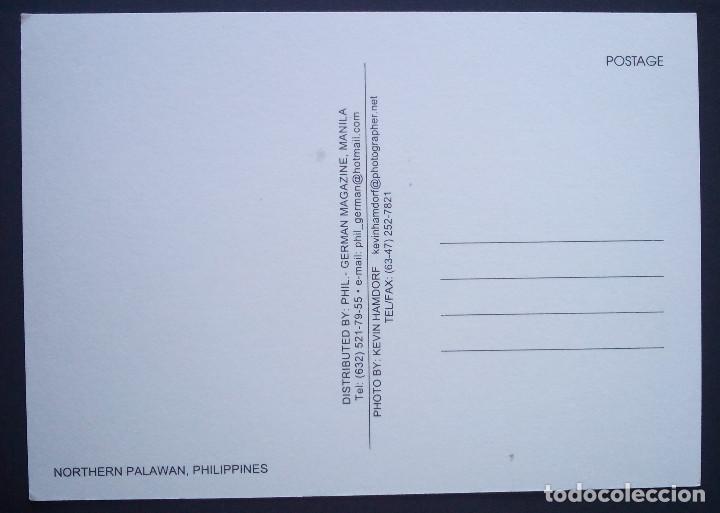 Postales: CTC - NORTHERN PALAWAN PHILIPPINES - FILIPINAS - ASIA - SIN CIRCULAR - Foto 2 - 165697846