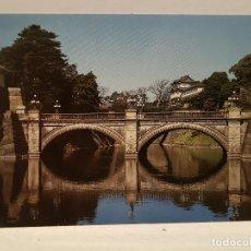 Postales: POSTAL PALAIS IMPERIAL JAPON SIN CIRCULAR. Lote 167476648