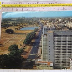 Postales: POSTAL DE LA INDIA. CALCUTA, A VIEW OF CHOWRINGHEE. 2353. Lote 168122308