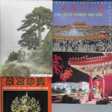 Postales: 90 POSTALES * CHINA * ( LOTE Nº 3 ). Lote 168404584