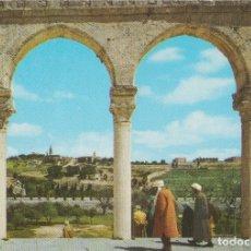 Postais: JERUSALEM, LA MONTAÑA DE LOS OLIVOS - PALPHOT 210 - CIRCULADA. Lote 171833765
