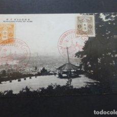 Postales: KOBE JAPON PARQUE SUWAYAMA POSTAL . Lote 175068899