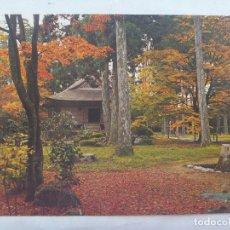 Postales: POSTAL DE KIOTO ( JAPON ): SANZENIN TEMPLE. Lote 176462547