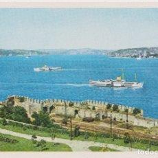 Postales: TURQUIA, EL MAR DE MARMARA Y EL BOSFORO - APA OFFSET - S/C. Lote 243261005