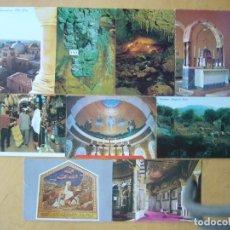 Postales: LOTE 7 POSTALES ISRAEL Y JAPÓN. Lote 179063158