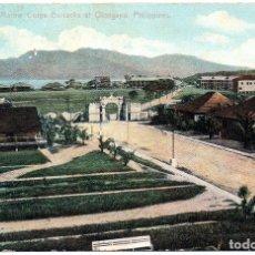 Postales: PS8261 OLANGAPO-FILIPINAS \'BARRACAS DEL US MARINE CORPS\'. CIRCULADA VÍA SIBERIA. 1912. Lote 179404822