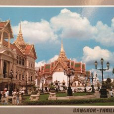 Postales: BANGKOK (THAILANDIA). A-757 THE ROYAL GRAND PALACE. NUEVA. COLOR. Lote 180012201