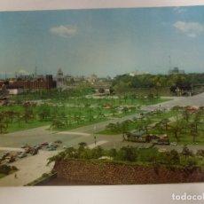 Postales: POSTAL. PLAZA DEL PALACIO IMPERIAL EN TOKIO, LA CAPITAL DE JAPÓN. NO ESCRITA. . Lote 182359306