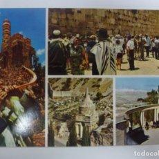 Postales: POSTAL. 1040. STAR CARDS. JERUSALEM. NO ESCRITA. . Lote 182961705