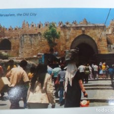 Postales: POSTAL. JERUSALEM, THE OLD CITY. VIEW TO DAMASCUS GATE. 1121. STAR CARDS. NO ESCRITA. . Lote 182962490