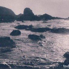 Postales: POSTAL JAPON - SIGHT OF SHIO NO MISAKI BEACH - NAGOYA - VISTAS DE SHIO NO MISAKI PLAYA - PESCADORES. Lote 184083143