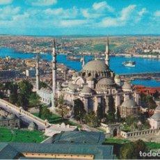 Postais: TURKIA, ESTAMBUL, MEZQUITA DE SOLIMAN EL MAGNIFICO - KESKIN COLOR Nº49 - S/C. Lote 193167887