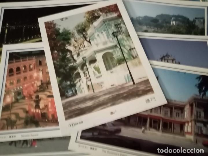 Postales: Postales Macao. A partir 1960. No Circuladas. Lote de 34 - Foto 8 - 194155406