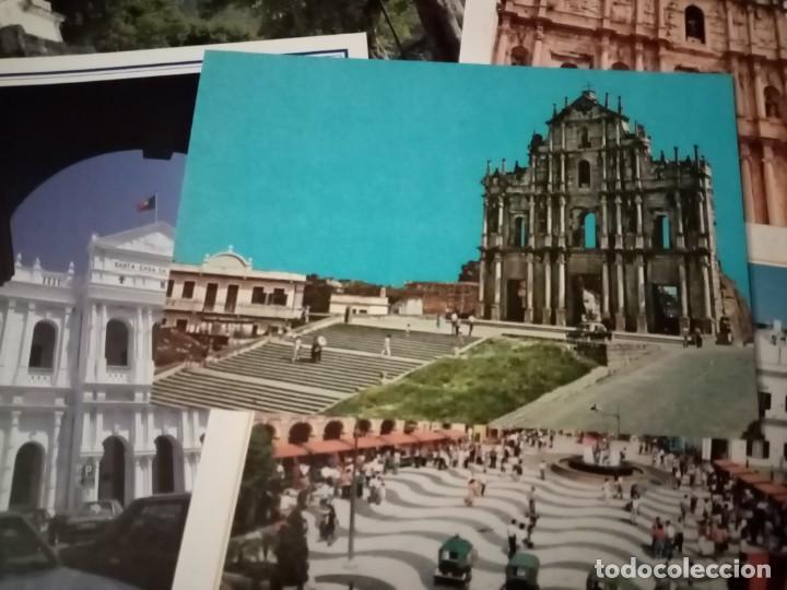 Postales: Postales Macao. A partir 1960. No Circuladas. Lote de 34 - Foto 9 - 194155406