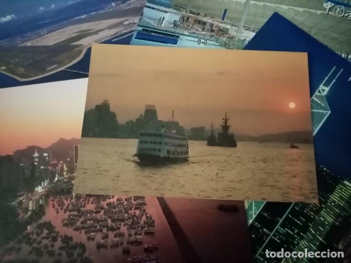 Postales: Postales Hong Kong. No Circuladas. Lote de 16 - Foto 3 - 194157201