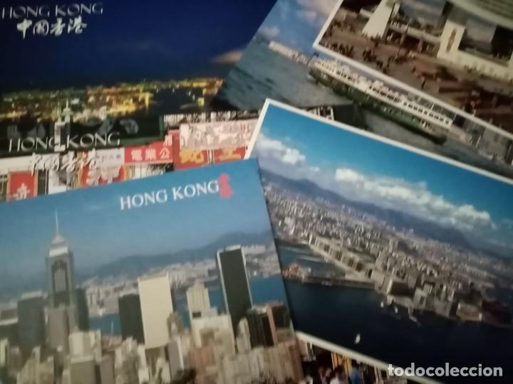 Postales: Postales Hong Kong. No Circuladas. Lote de 16 - Foto 4 - 194157201
