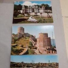 Postales: ESTAMBUL POSTALES ASIA. Lote 194715485