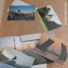 Postales: 12 POSTALES. LENINGRADO. EN SU ESTUCHE DE CARTÓN.. Lote 195205975
