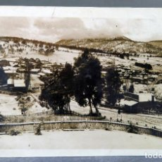 Postales: POSTAL FOTOGRÁFICA OMEO AUSTRALIA VISTA GENERAL NEVADA NIEVE ESCRITA HACIA 1912. Lote 195283623