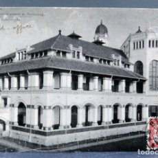 Postales: POSTAL SEMARANG SAMARANG JAVA INDIAS HOLANDESAS HOOFDKANTOOR NISM ACHTERZIJDE CIRCULADA SELLO 1911. Lote 195397133