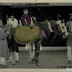 Cartes Postales: INDIA INDE. A HINDU MARRIAGE. Lote 195797737