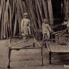 Cartes Postales: INDIA INDE. COT WEAVING. Lote 195797837