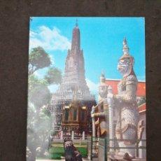 Postales: TAHILANDIA, TEMPLO DE DAWN. Lote 198468295