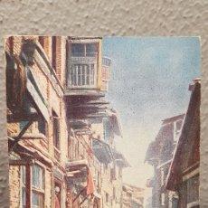 Postales: POSTAL NATIVOS DE LA INDIA, EDIT. POR RAPHAEL TUCK & SONS, LONDRES. OILETTE. SIN CIRCULAR.. Lote 200136050